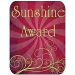 sunshine award nominee