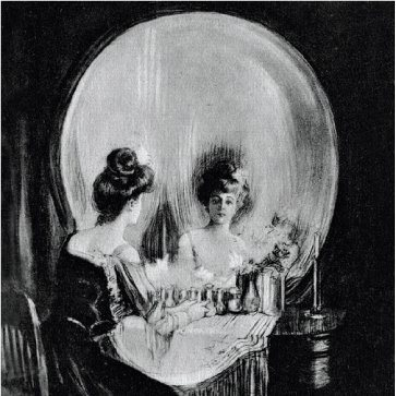 All is Vanity image by Charles Allen Gilbert