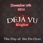 Deja Vu Blogfest Badge