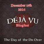 Deja Vu Blogfest Badge