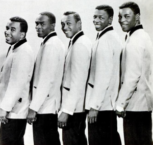 The Spinners in 1965