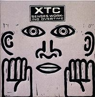 XTC Senses Working Overtime cover art