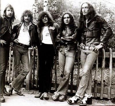 Uriah Heep in 1973