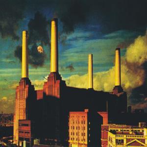 PinkFloyd-Animals album cover