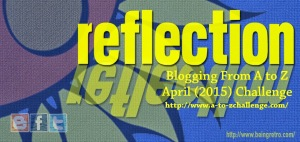 A-to-Z Reflection [2015]