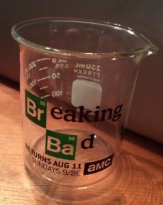 Breaking Bad Beaker from AMC