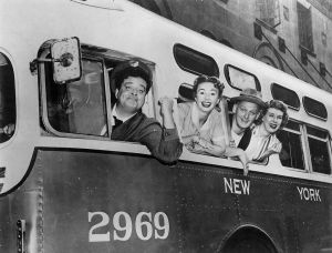 The Honeymooners Cast
