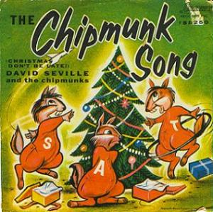 Picture sleeve of 1959 reissue by Liberty Records