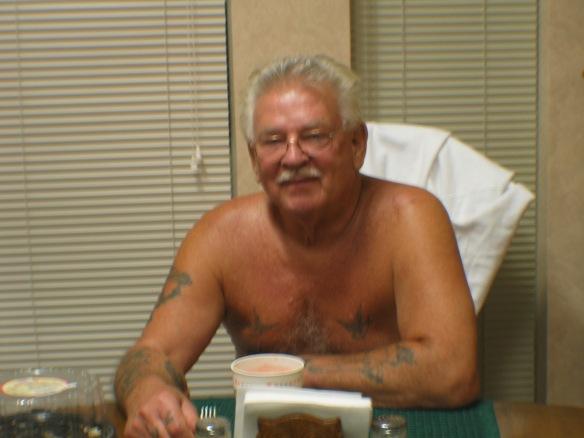 Dad - November 2004