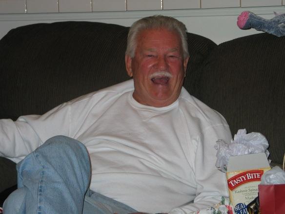 Dad - Christmas 2007