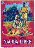 Born Free Spanish movie poster