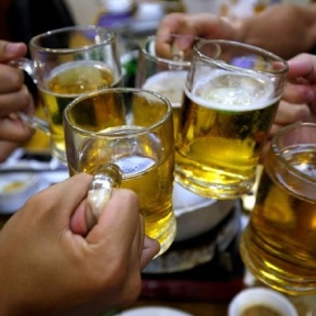 beer toast-reuters